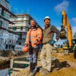 Stadtquartier Dümpten 23  – Ausbau der Außenanlagen mit Kompetenz und Professionalität